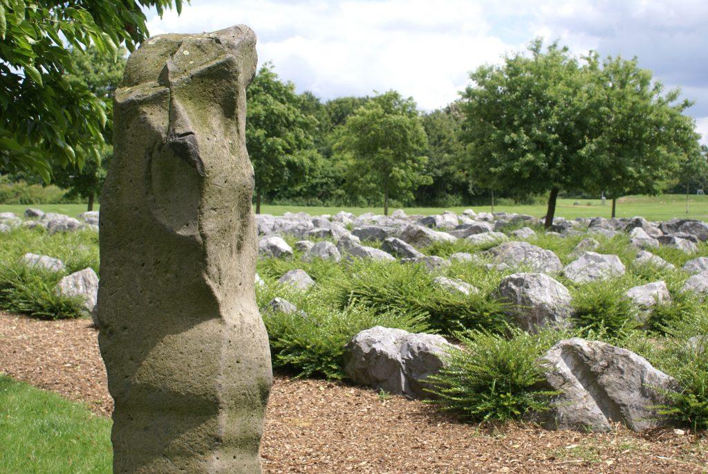 Steinlabyrinth Viersen