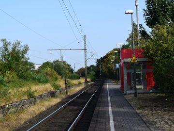 Bahnhof Boisheim