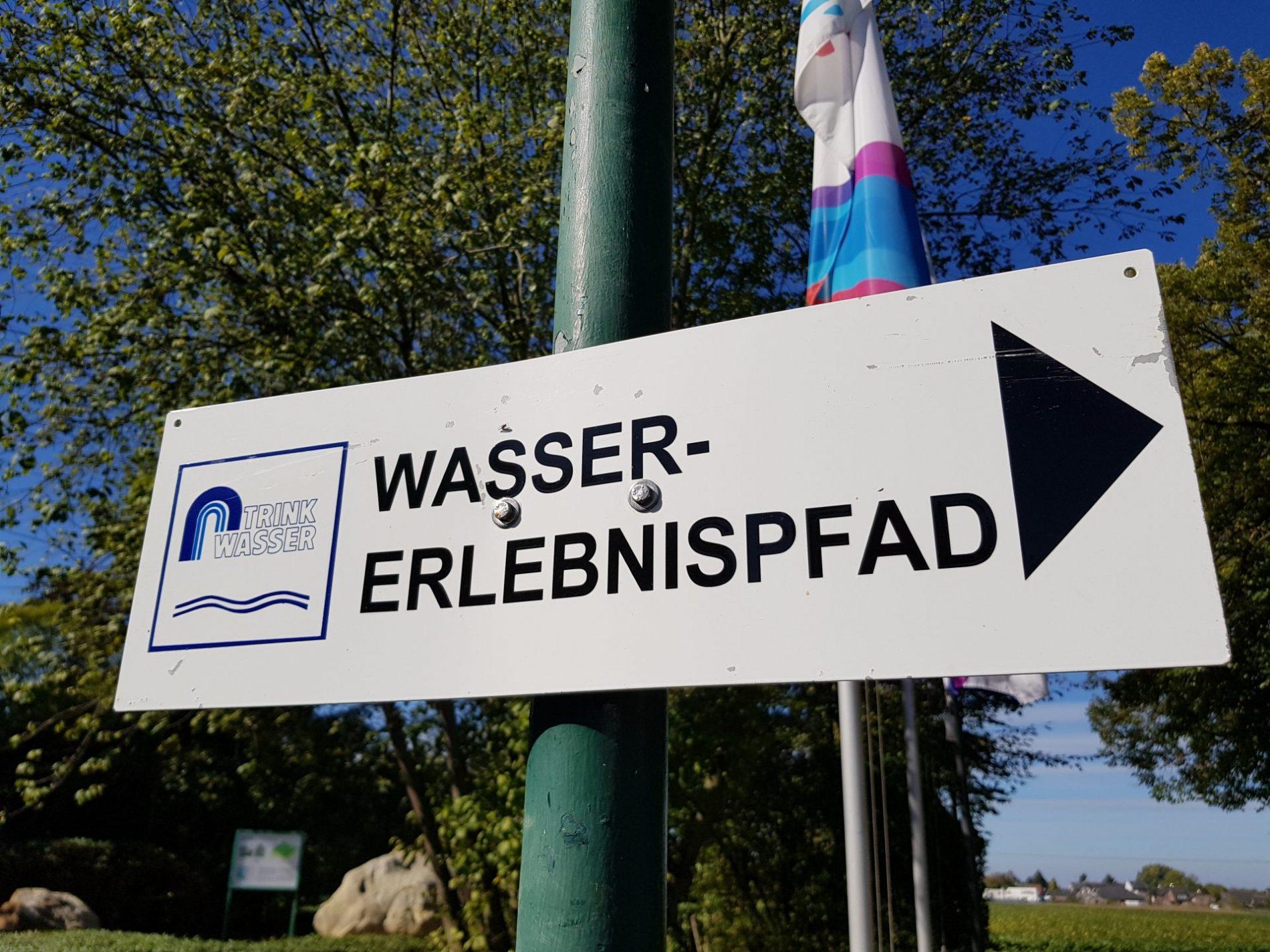 Wassererlebnispfad Helenabrunn Viersen
