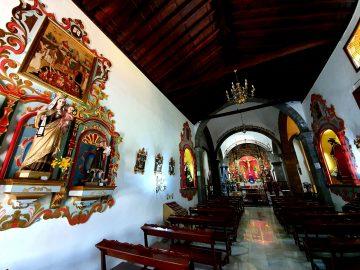 Kirche San Fernando Rey in Santiago del Teide