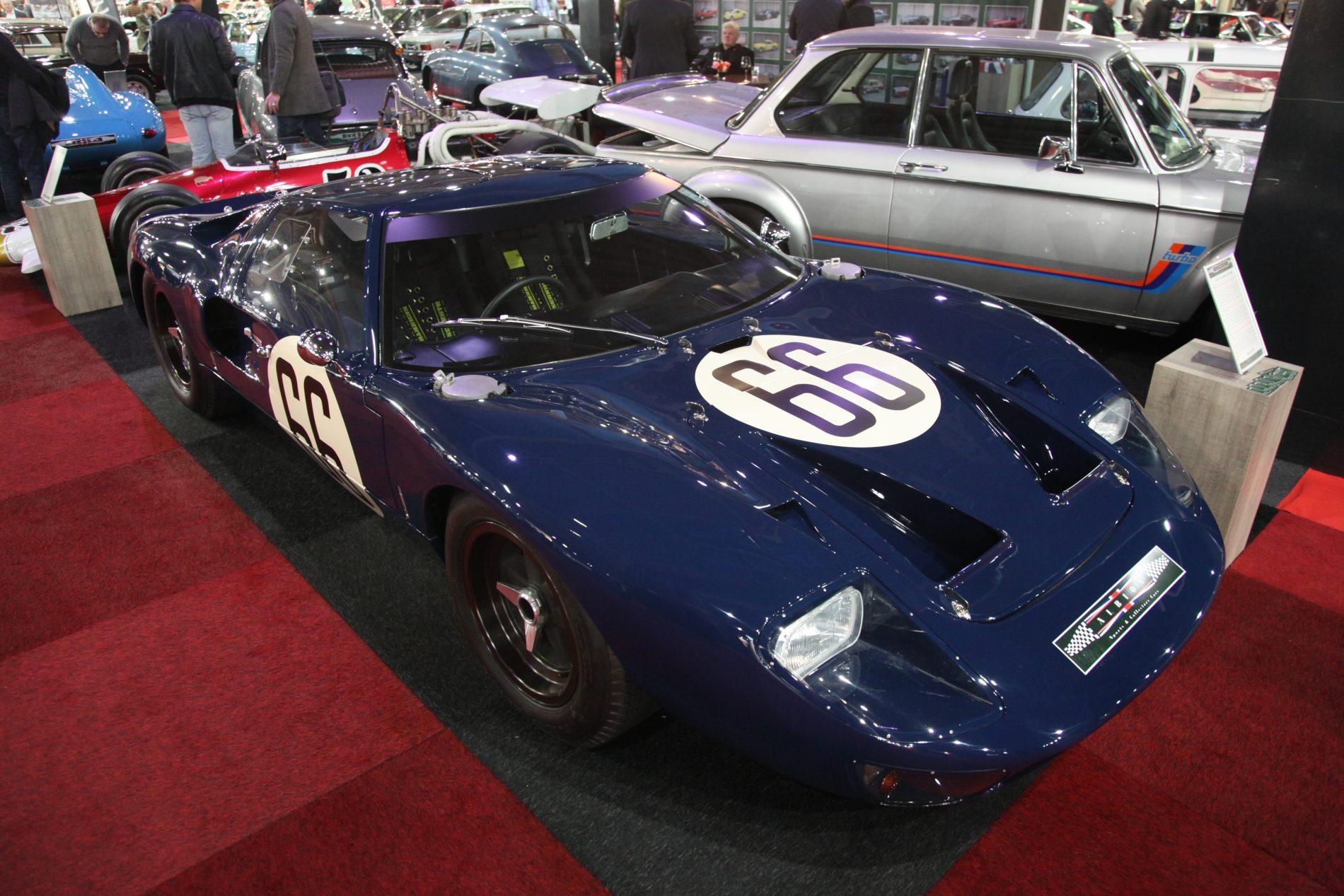 InterClassics Maastricht Ford GT