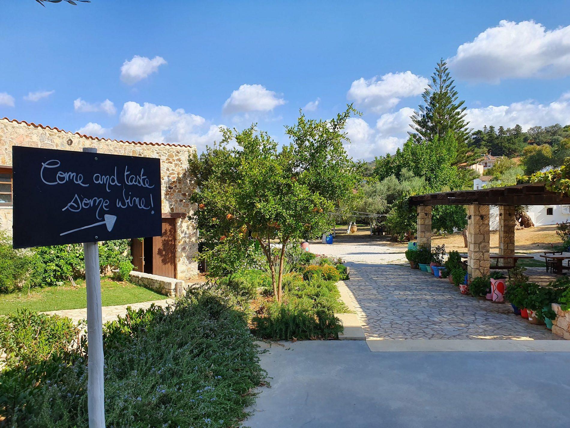Weingut Manousakis Kreta